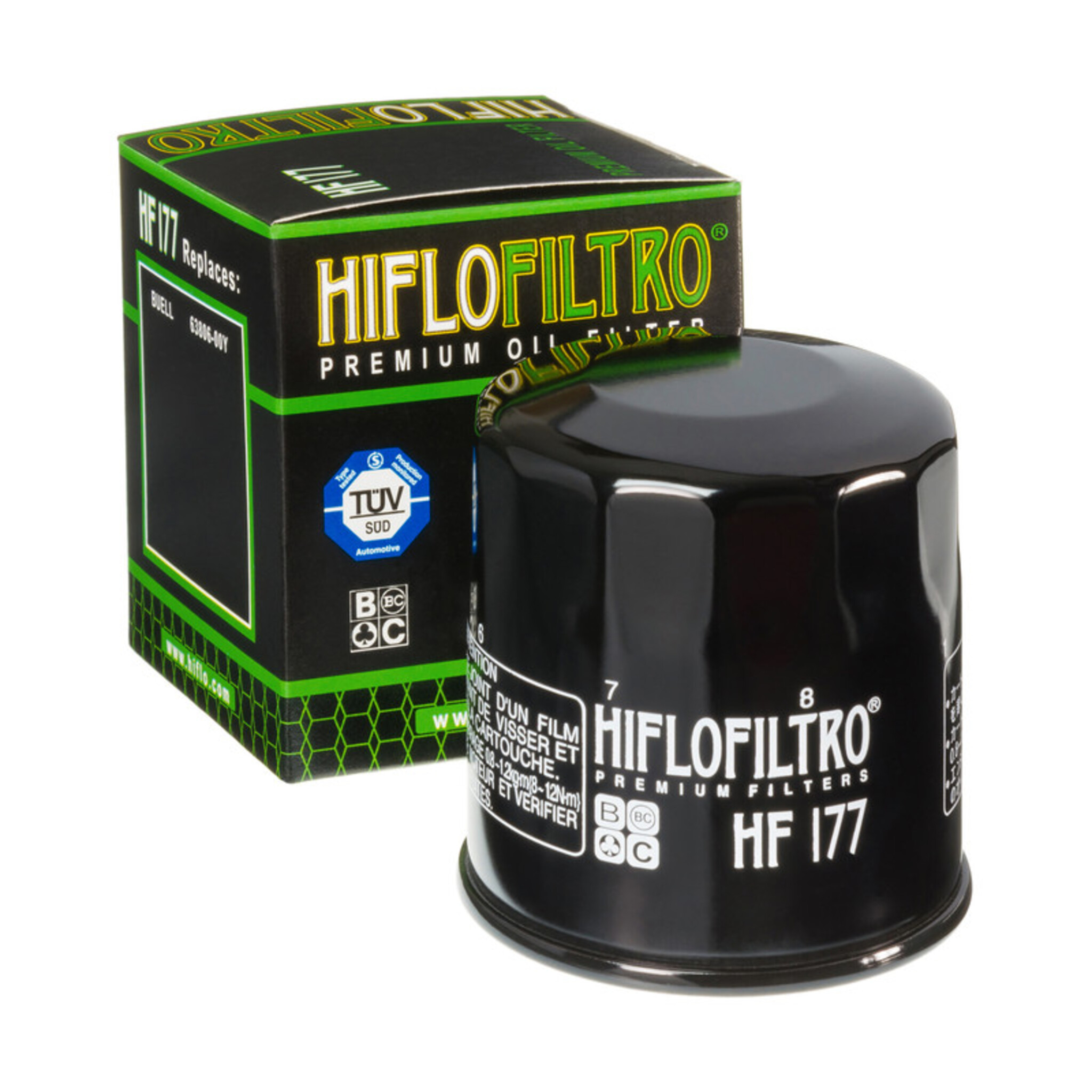 Масляные фильтры (HF177)