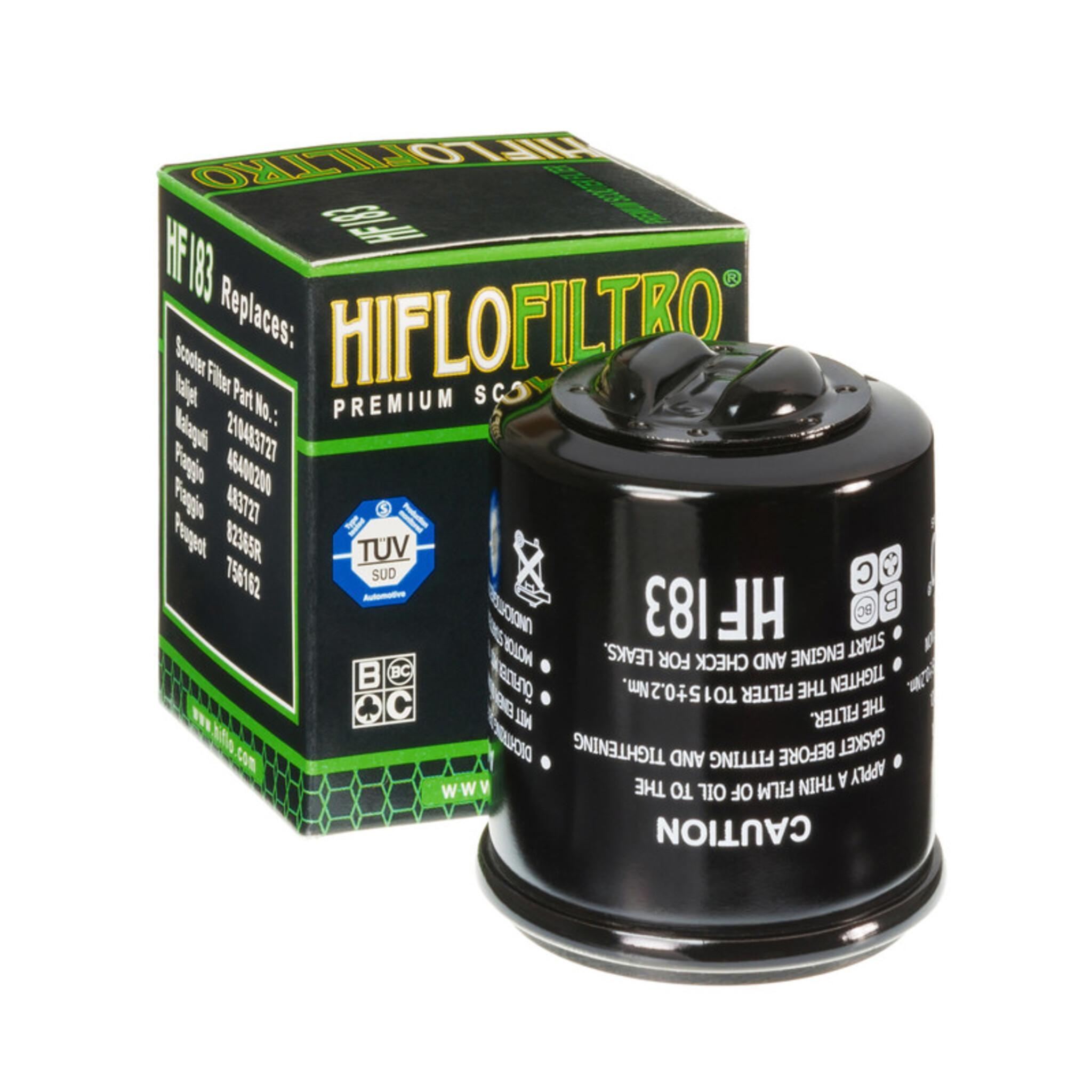 Масляные фильтры (HF183)