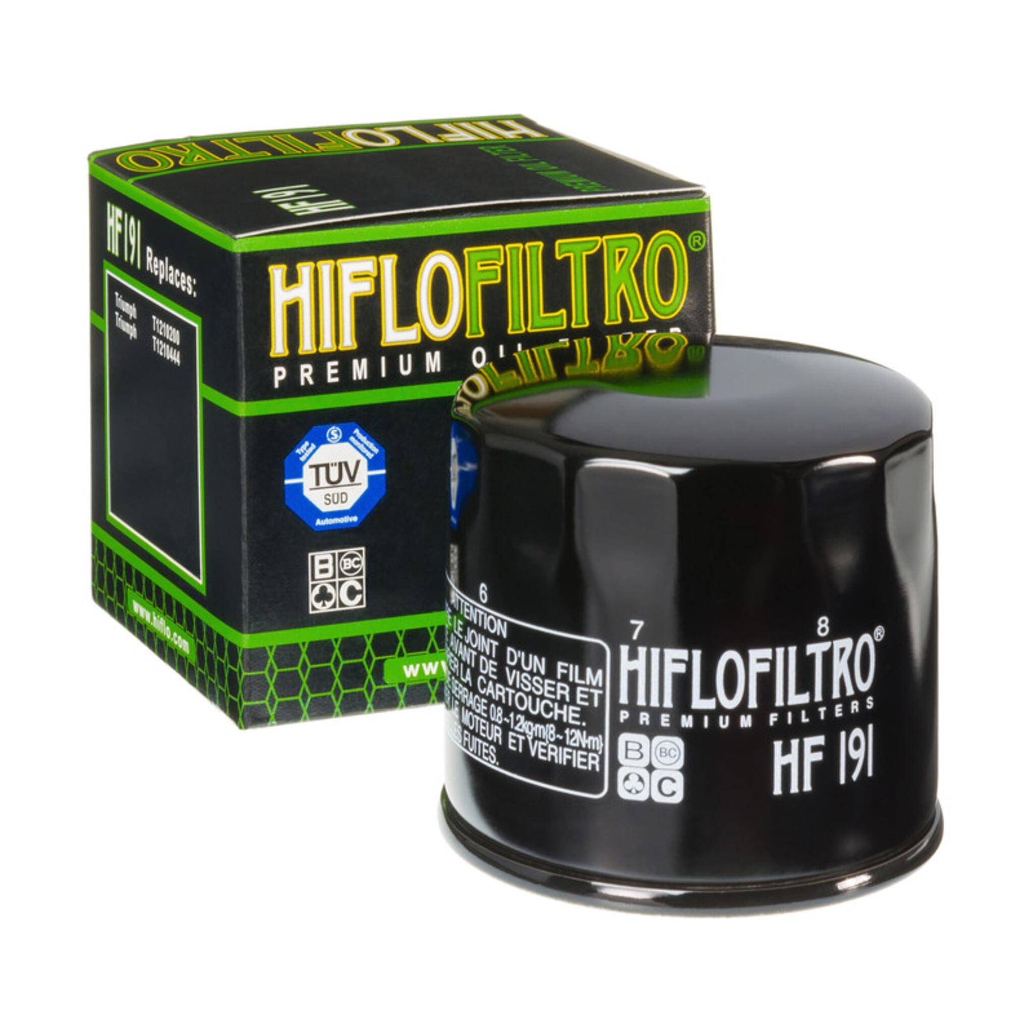Масляные фильтры (HF191)