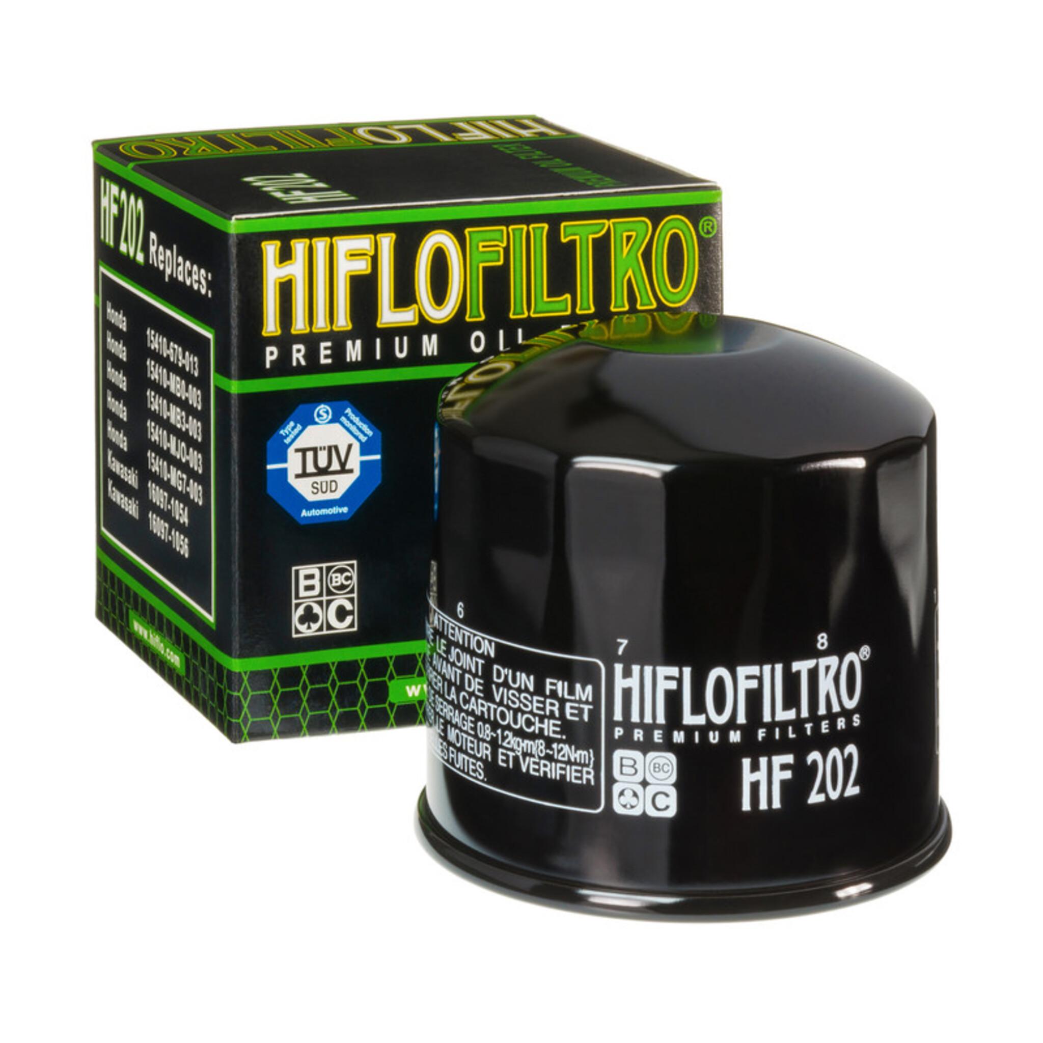 Масляные фильтры (HF202)
