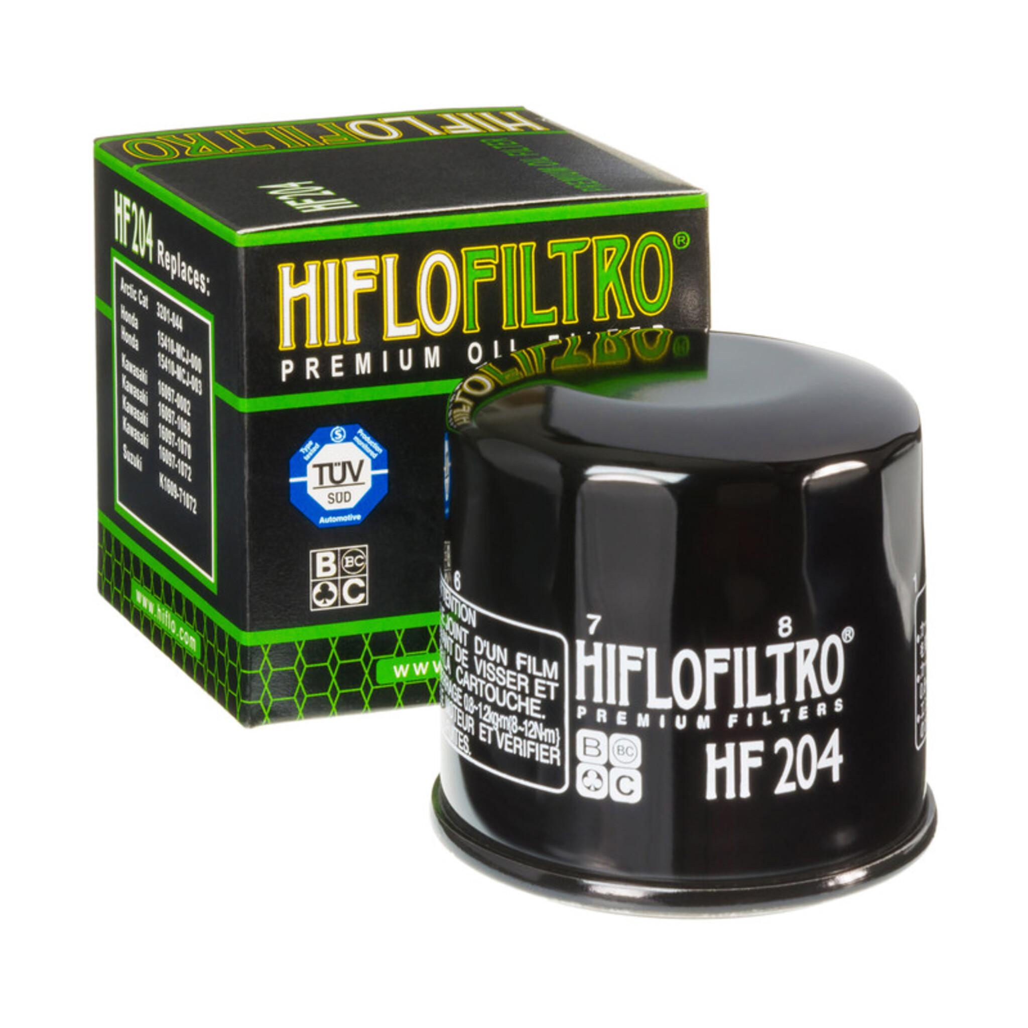 Масляные фильтры (HF204)