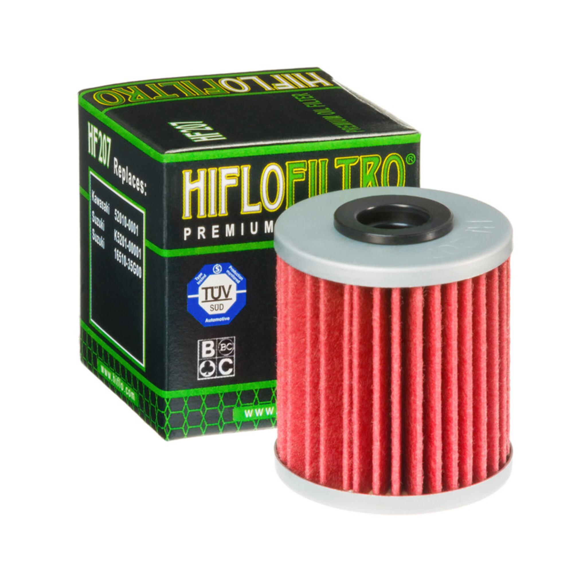 Масляные фильтры (HF207)