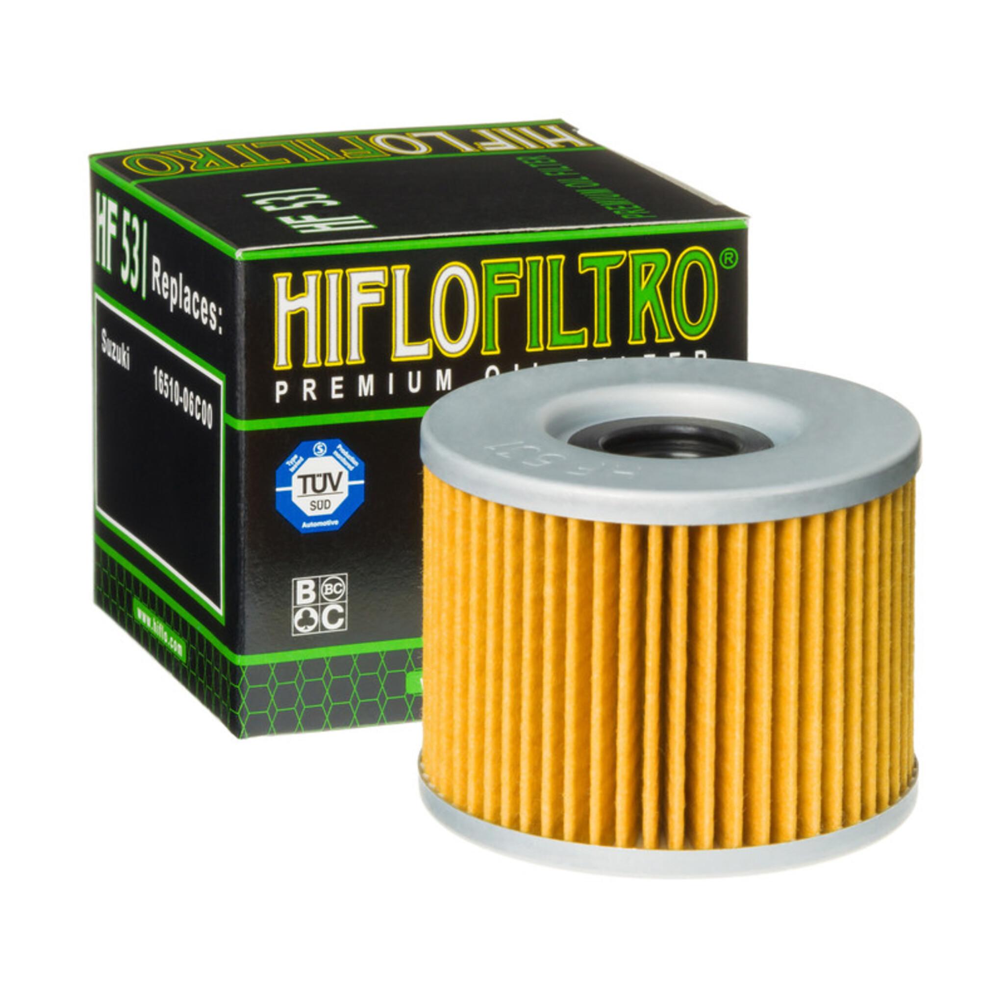Масляные фильтры (HF531)