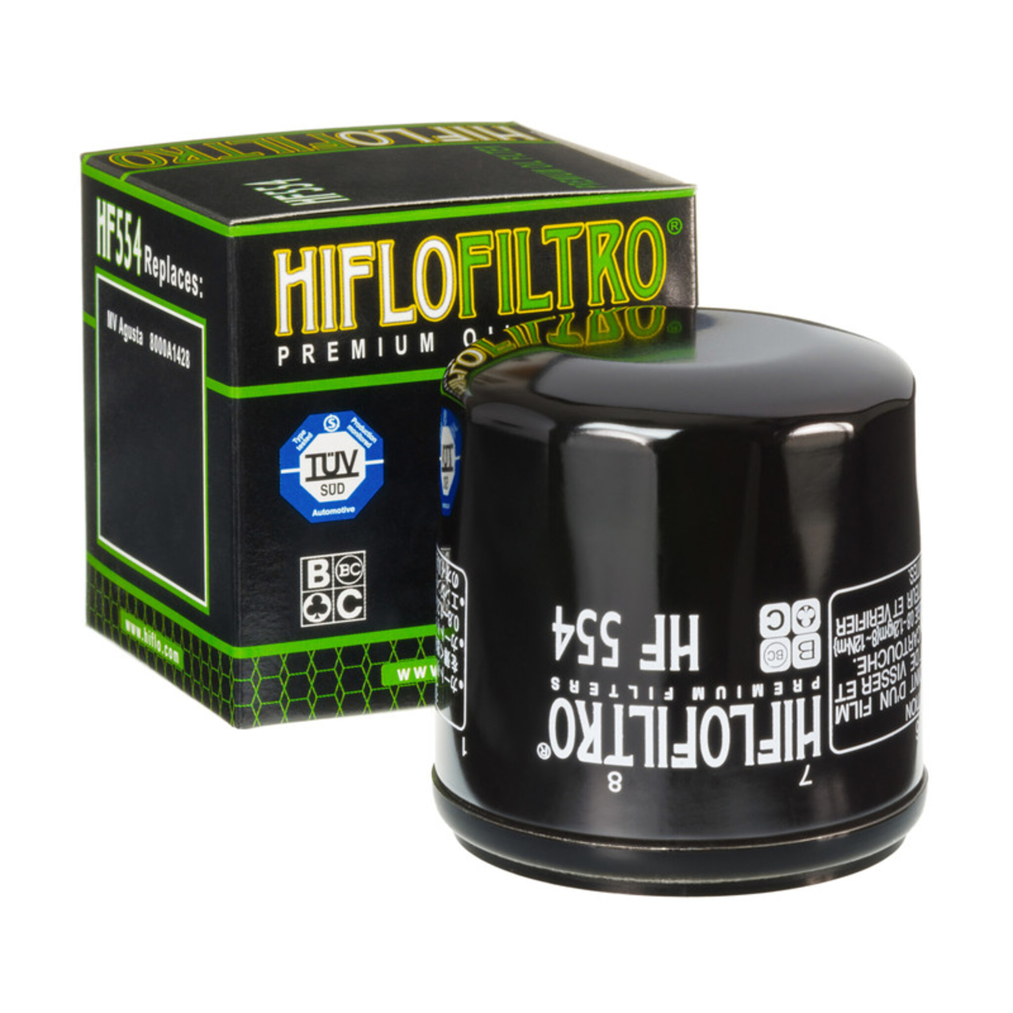 Масляные фильтры (HF554)