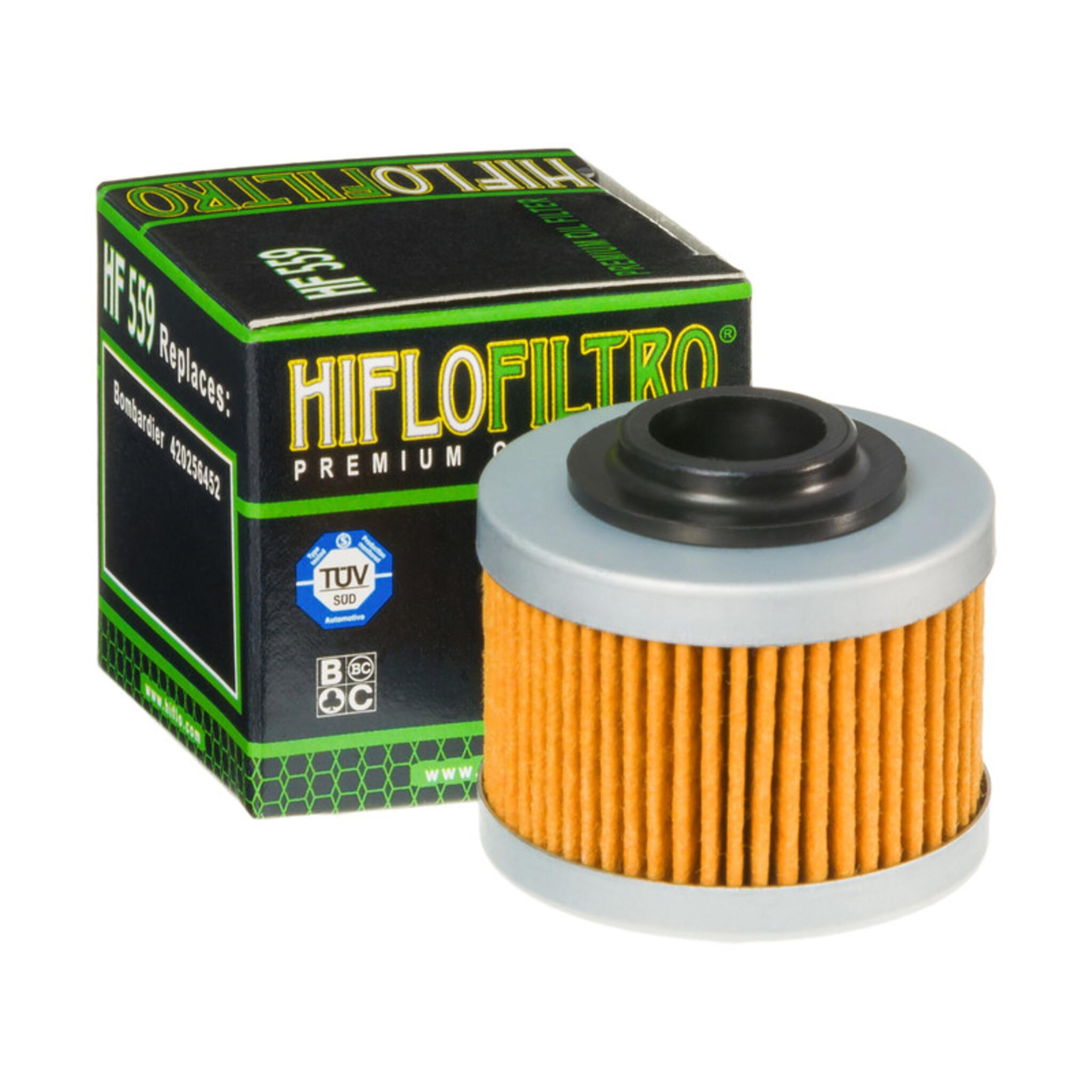 Масляные фильтры (HF559)
