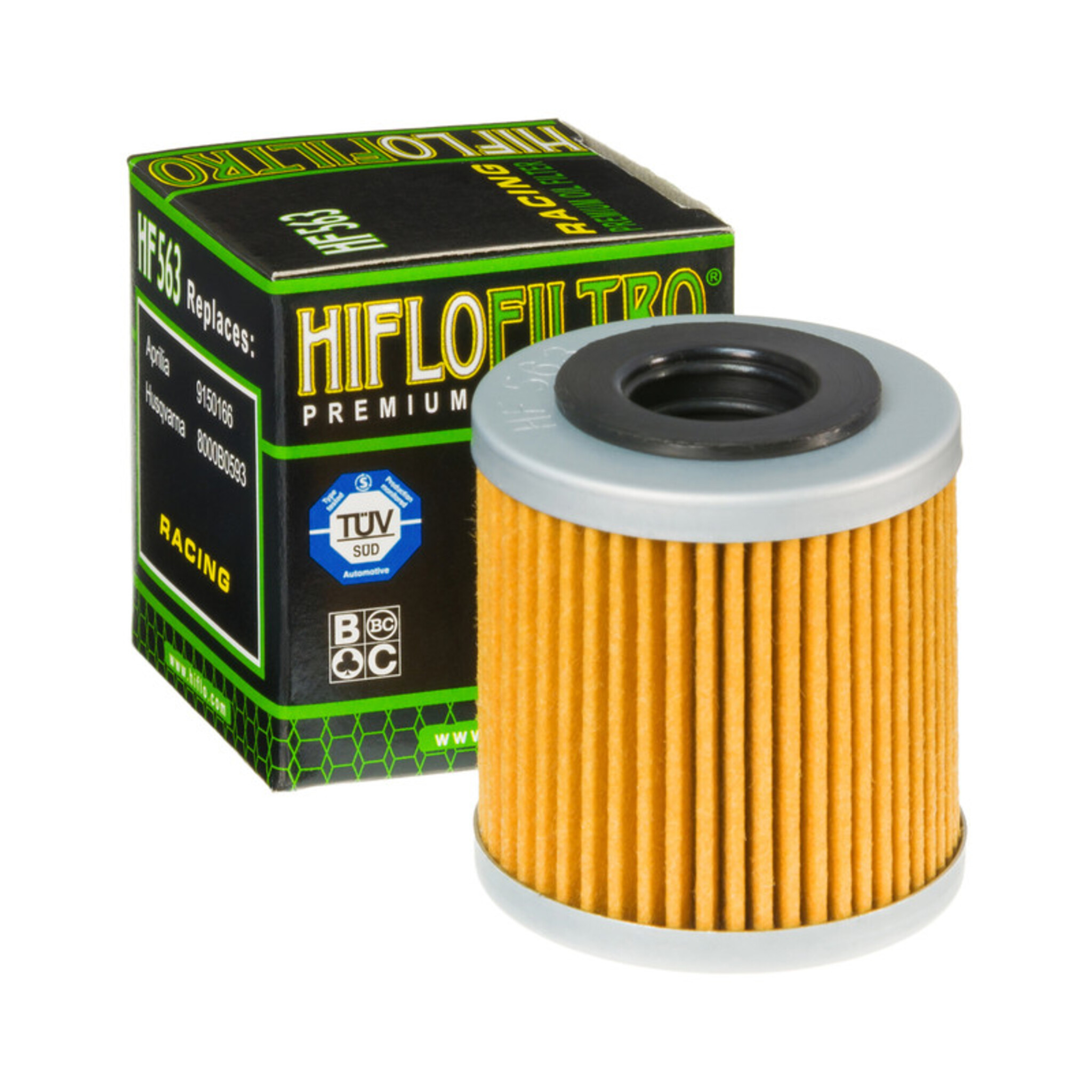 Масляные фильтры (HF563)