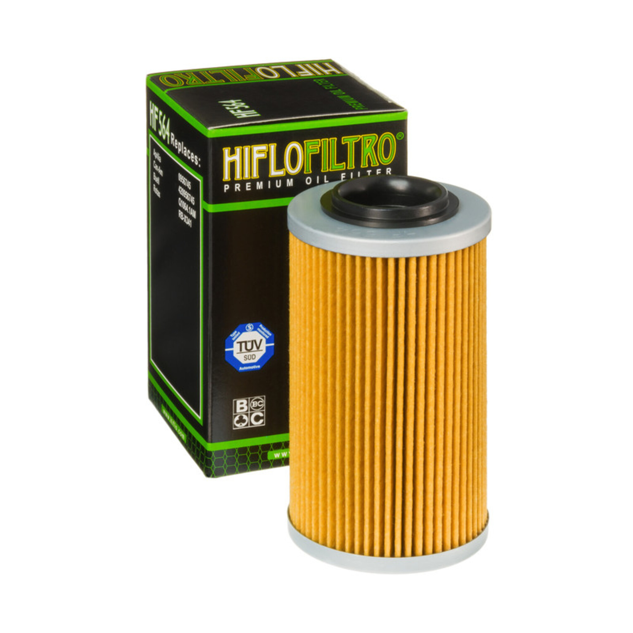 Масляные фильтры (HF564)