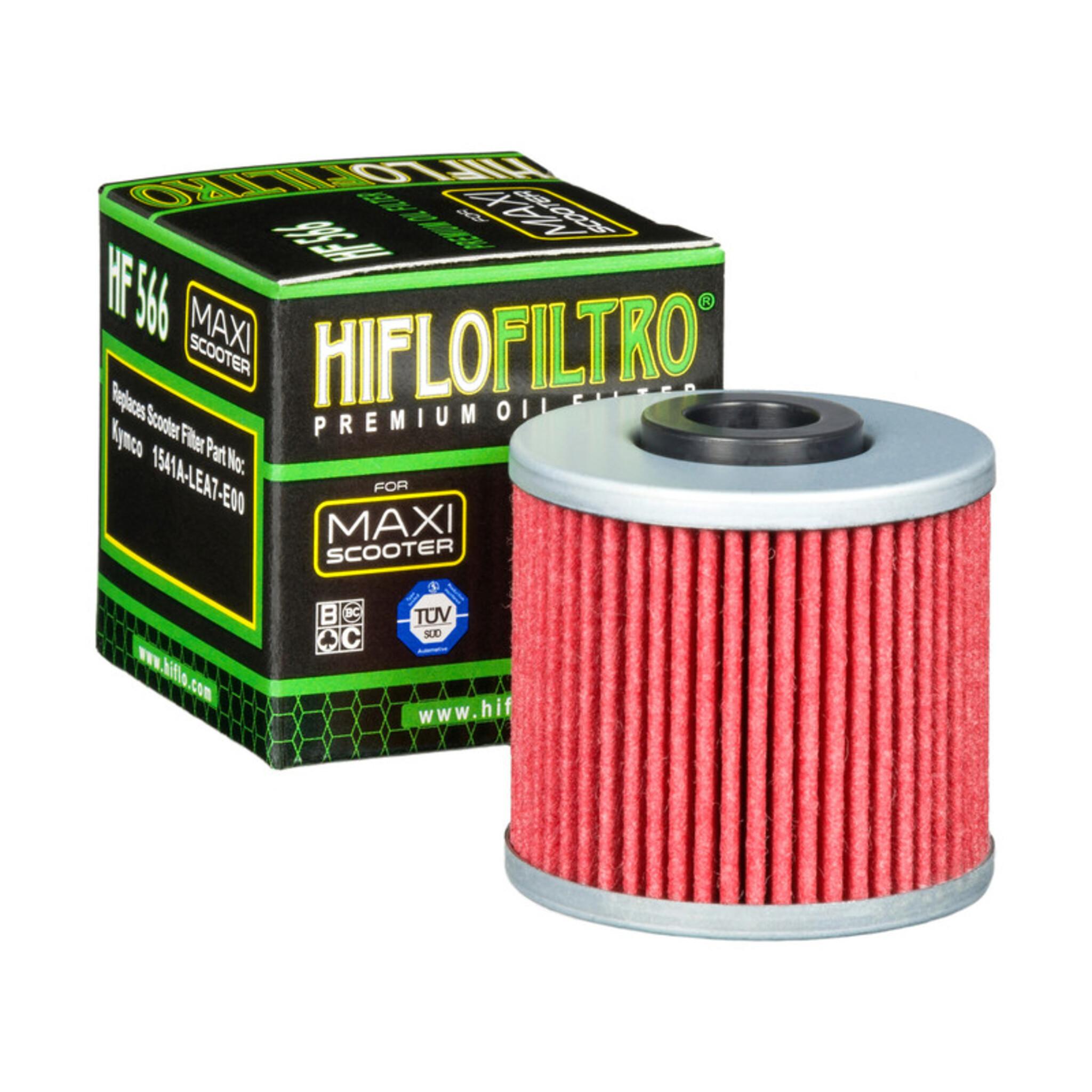 Масляные фильтры (HF566)