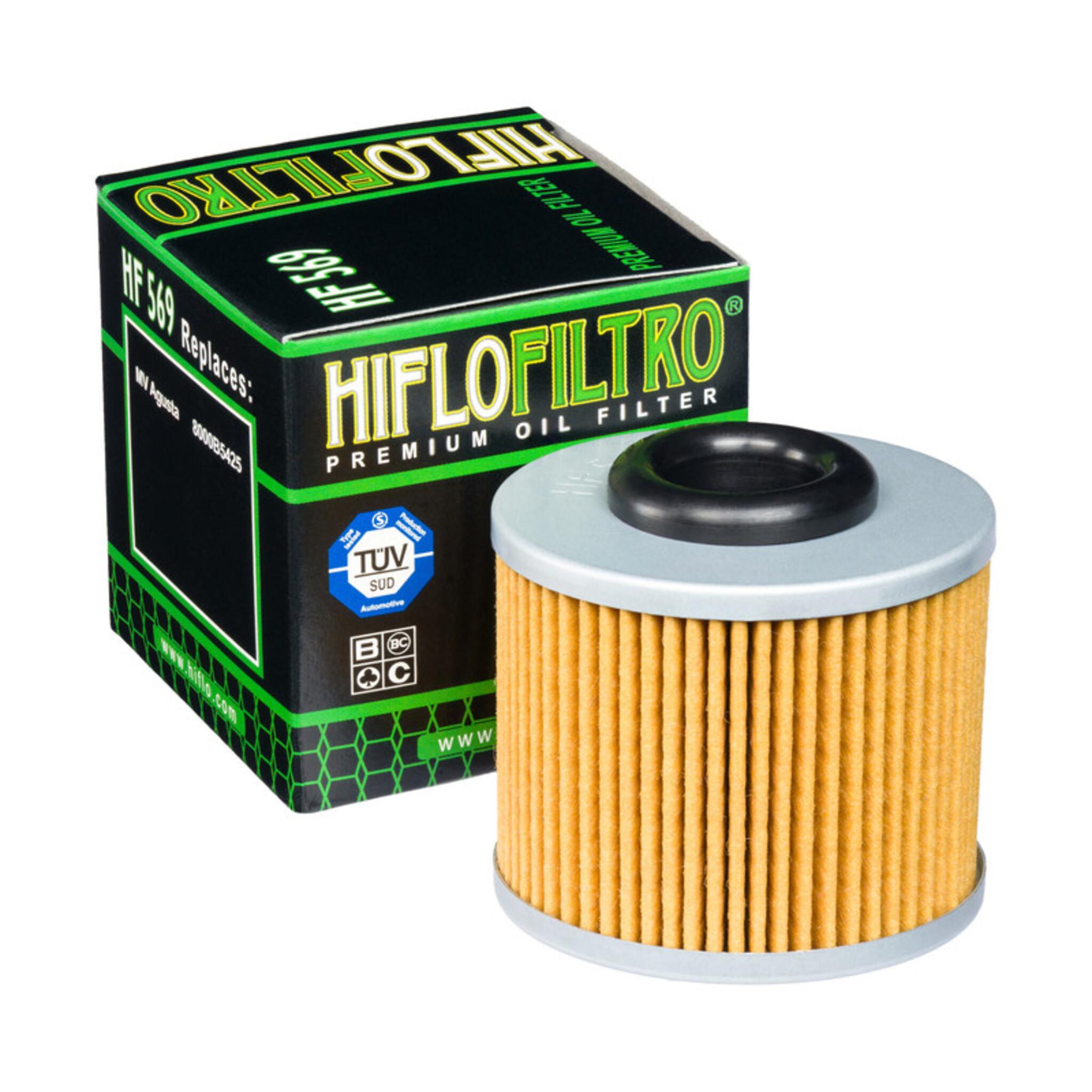 Масляные фильтры (HF569)