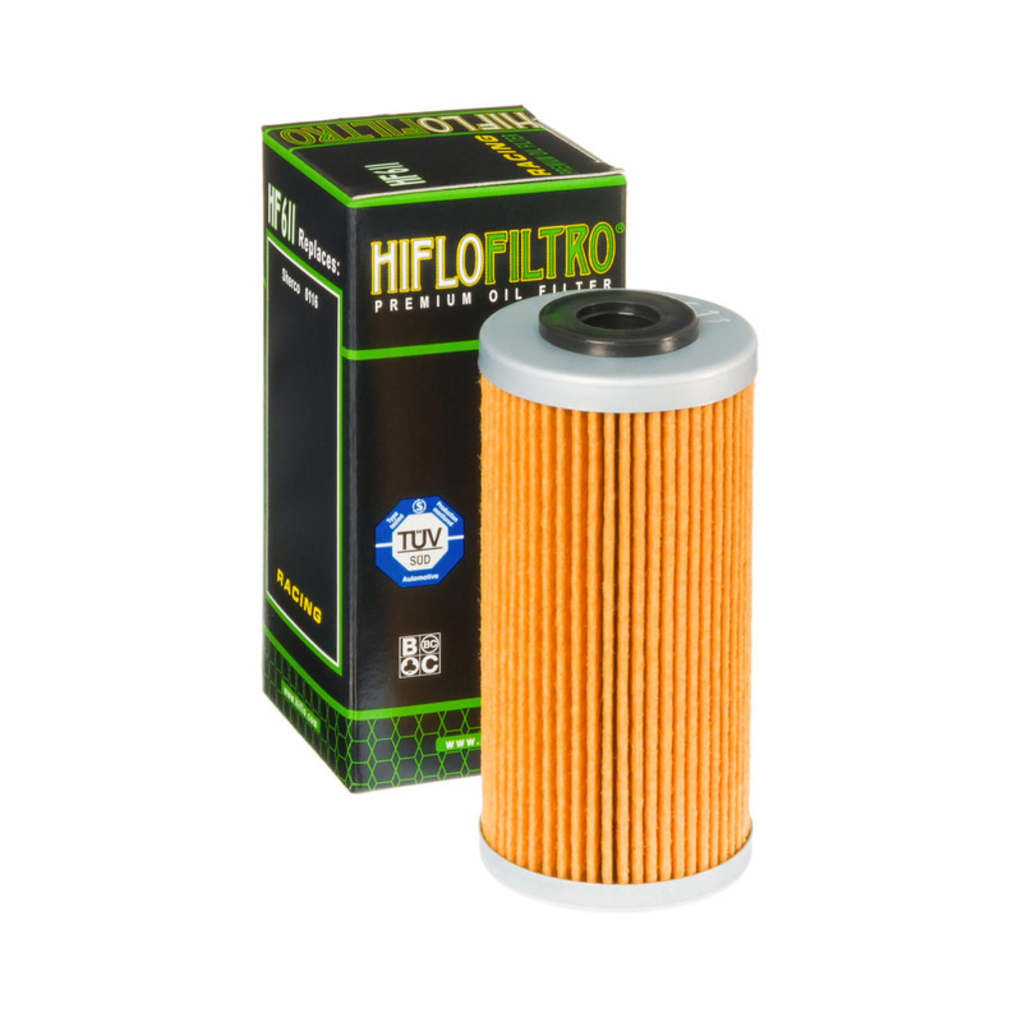 Масляные фильтры (HF611)