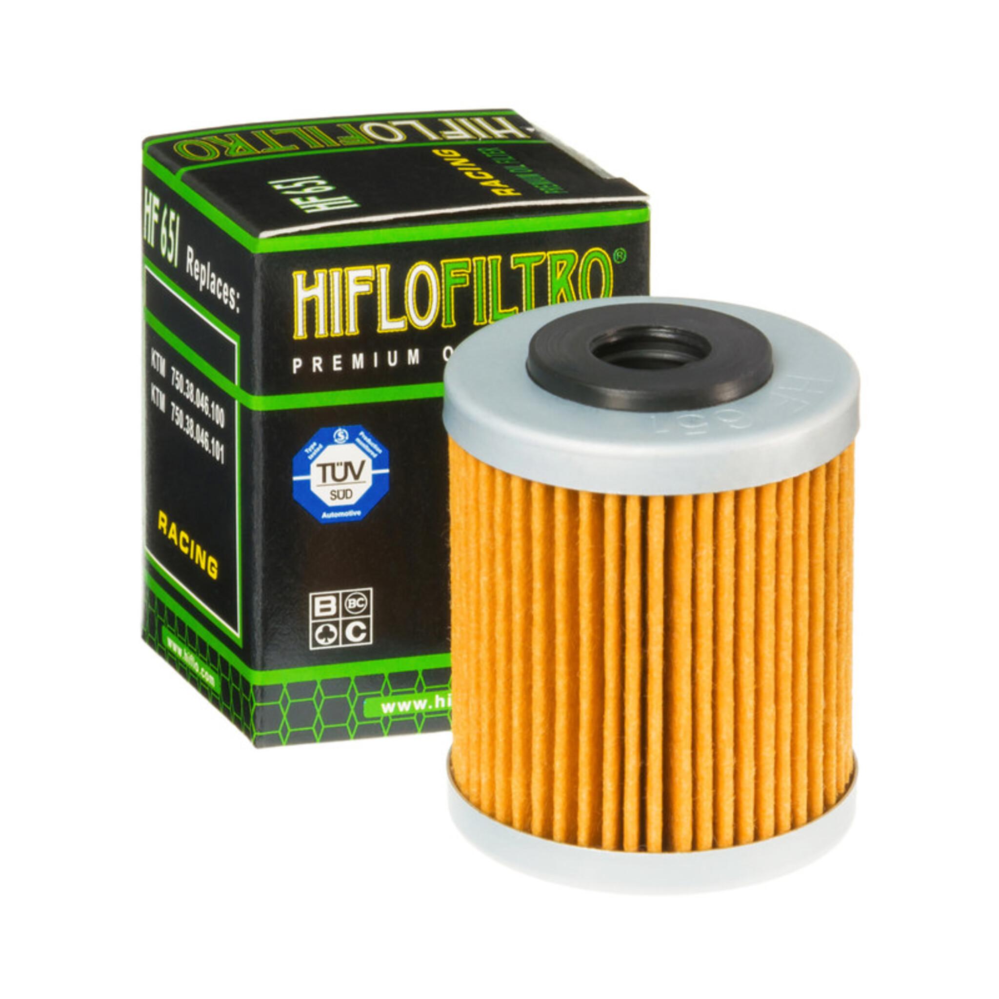 Масляные фильтры (HF651)