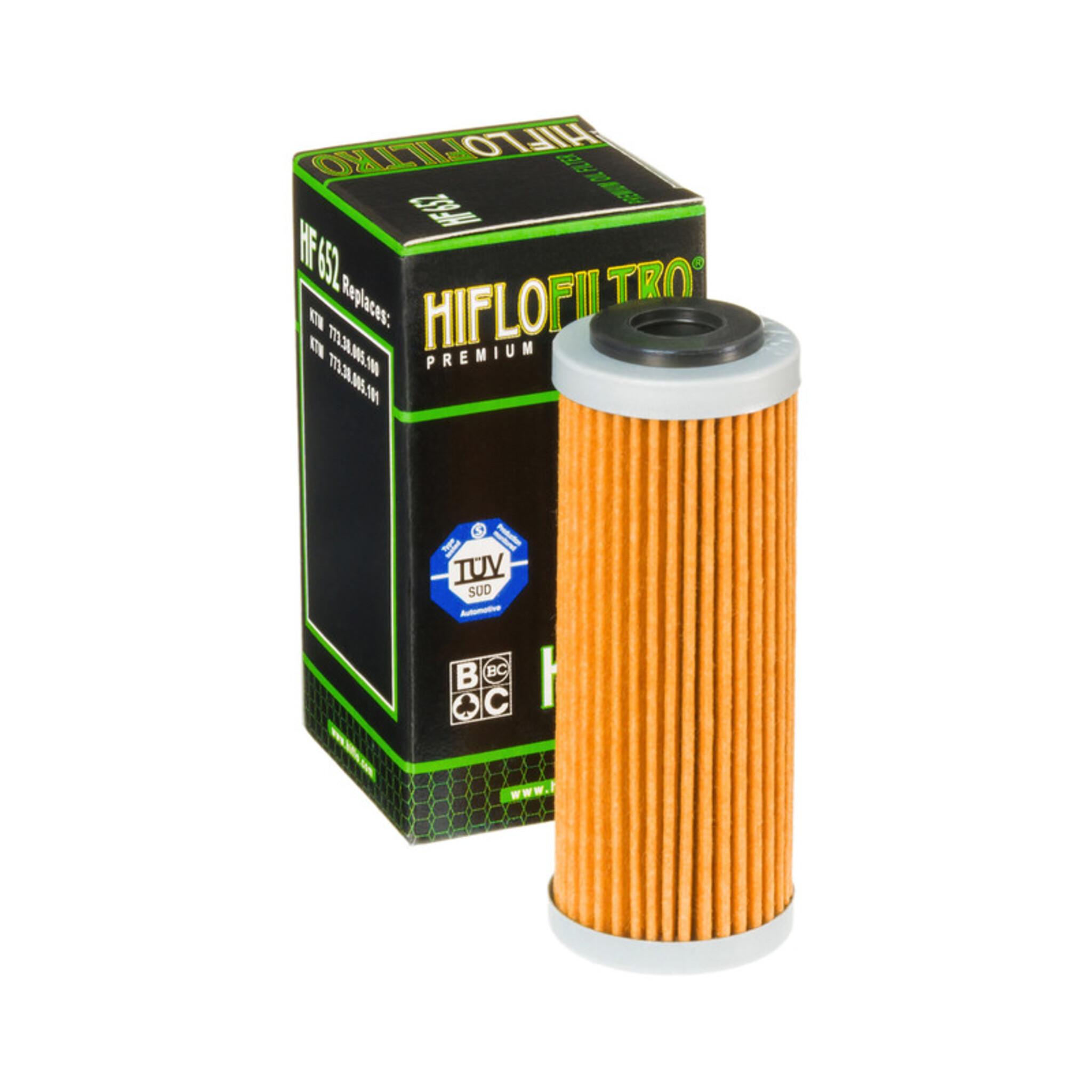 Масляные фильтры (HF652)