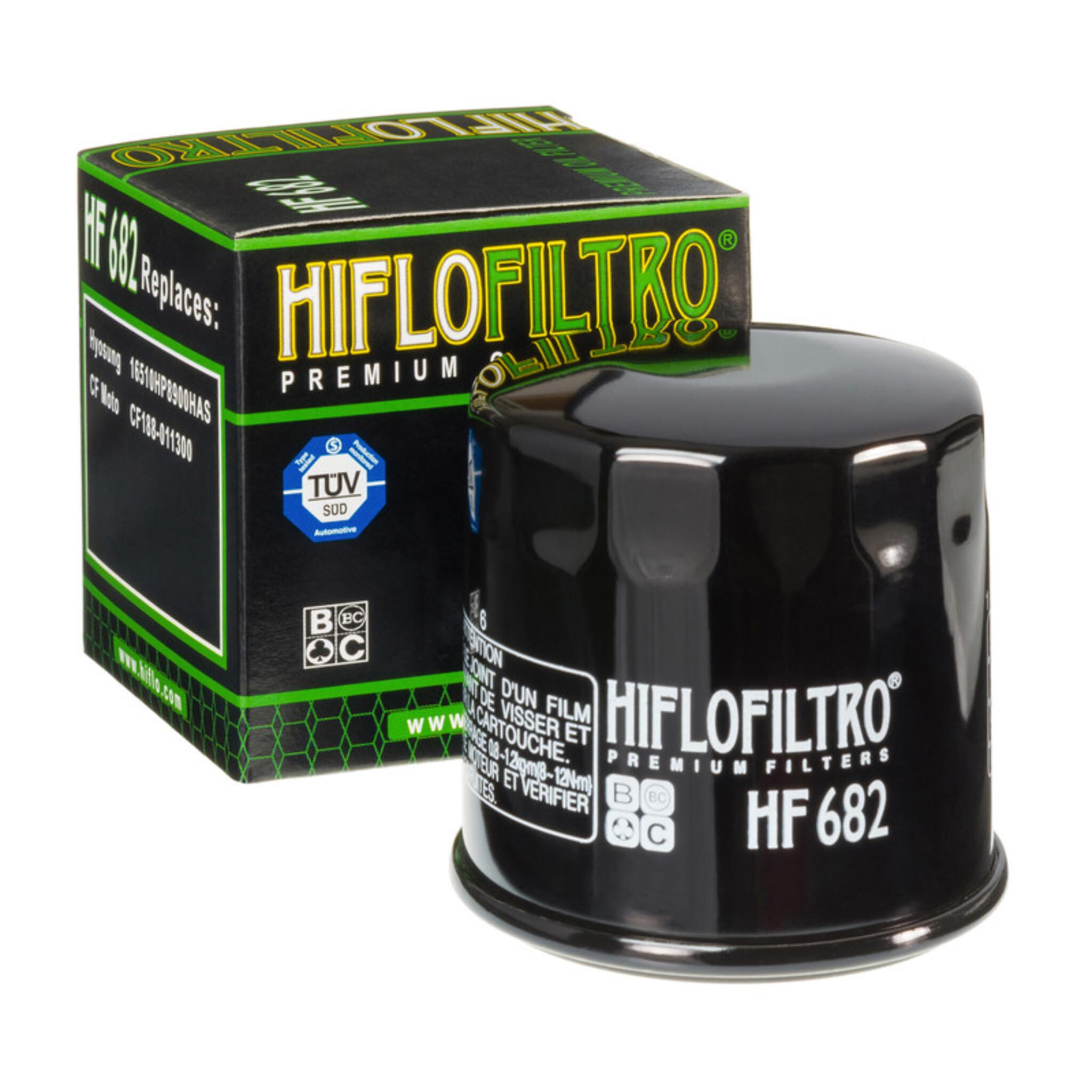 Масляные фильтры (HF682)