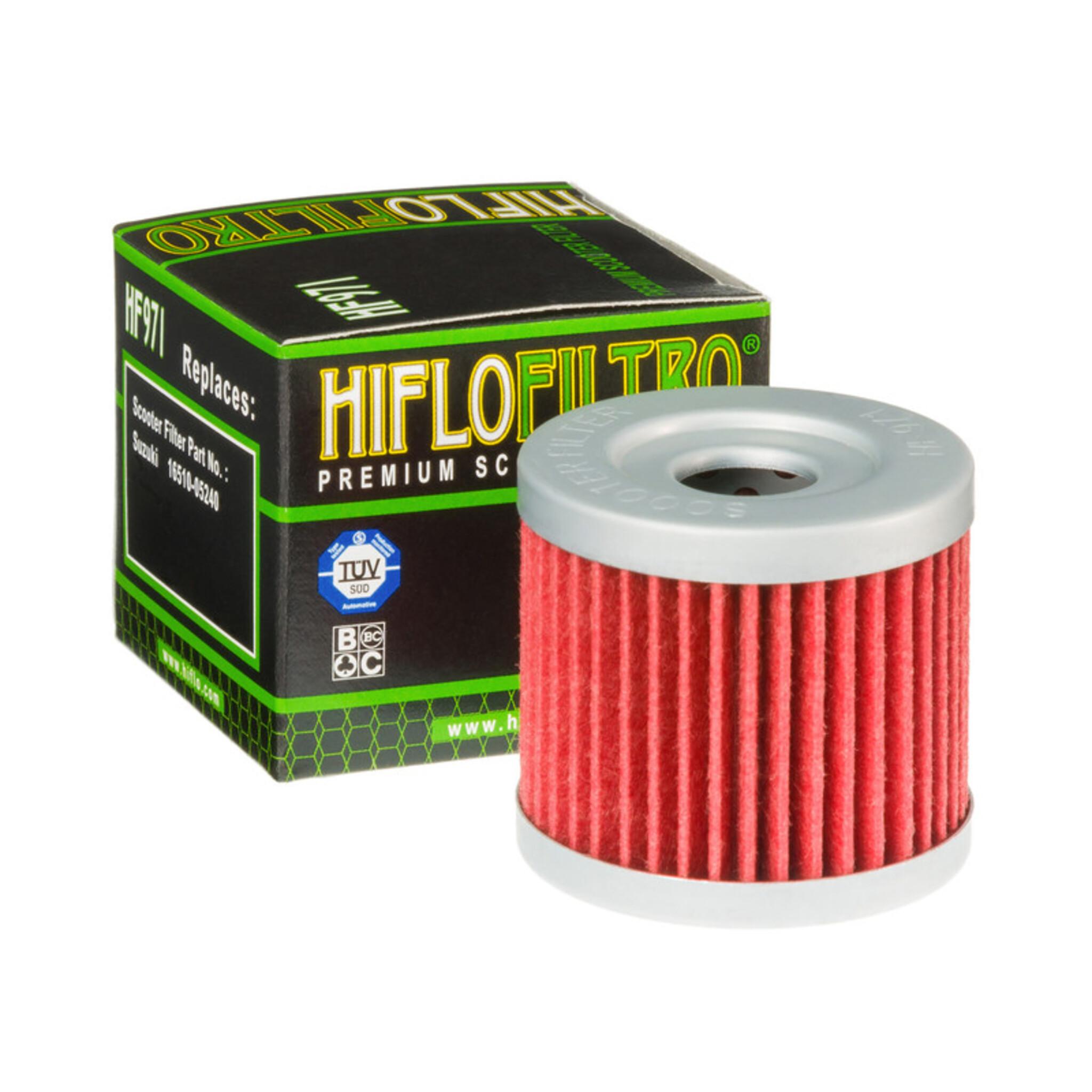 Масляные фильтры (HF971)
