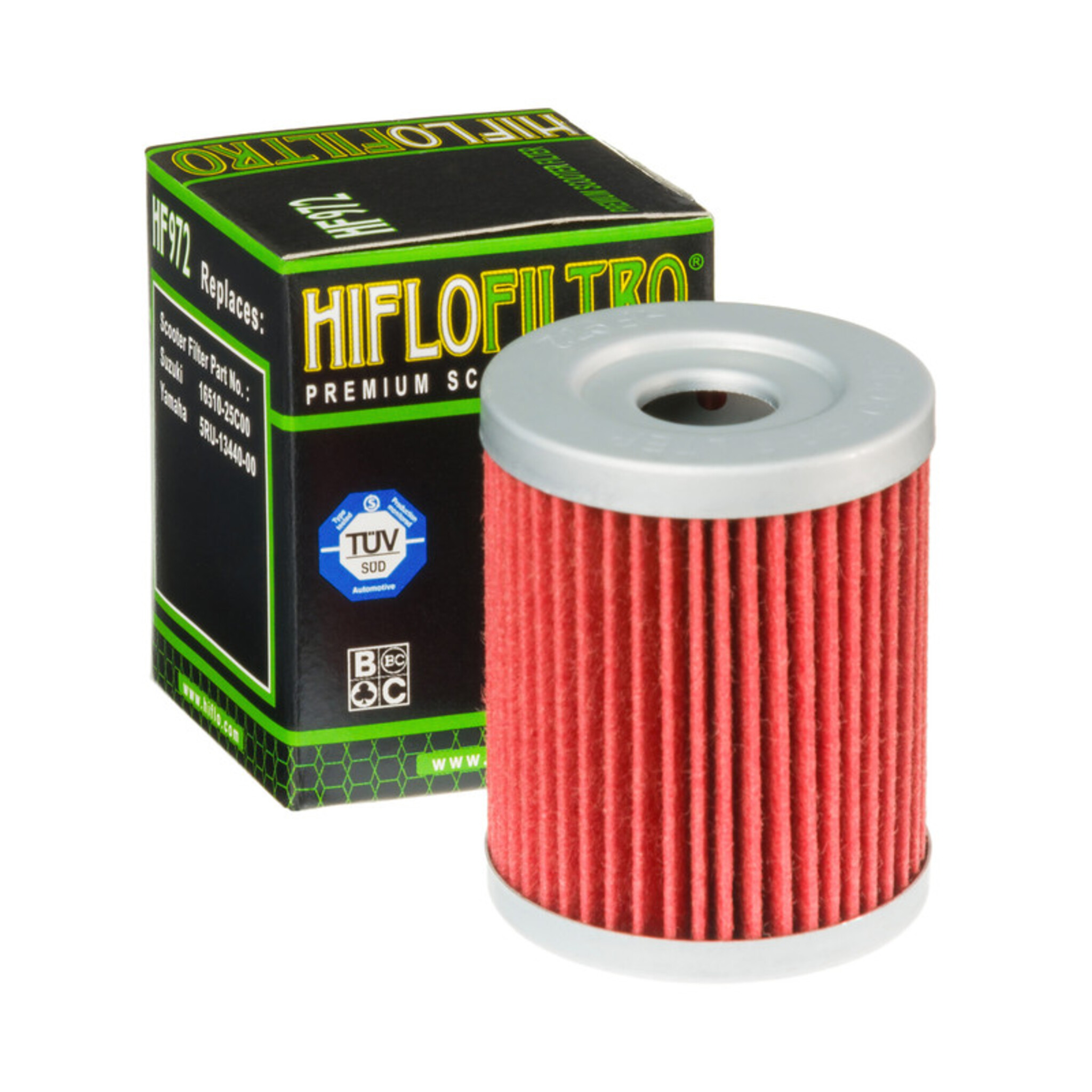 Масляные фильтры (HF972)