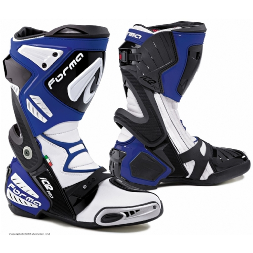 Ботинки ICE PRO синие