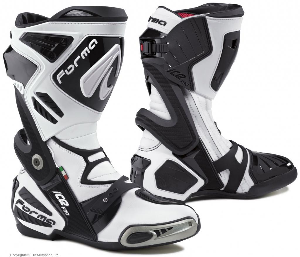 Ботинки ICE PRO белые
