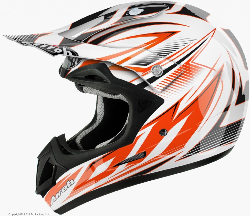 Кроссовый шлем JUMPER STING