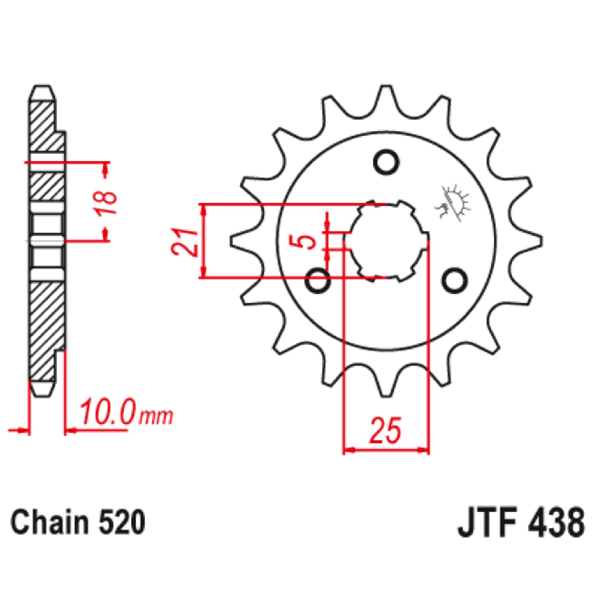 Звезда ведущая , JT 438.15