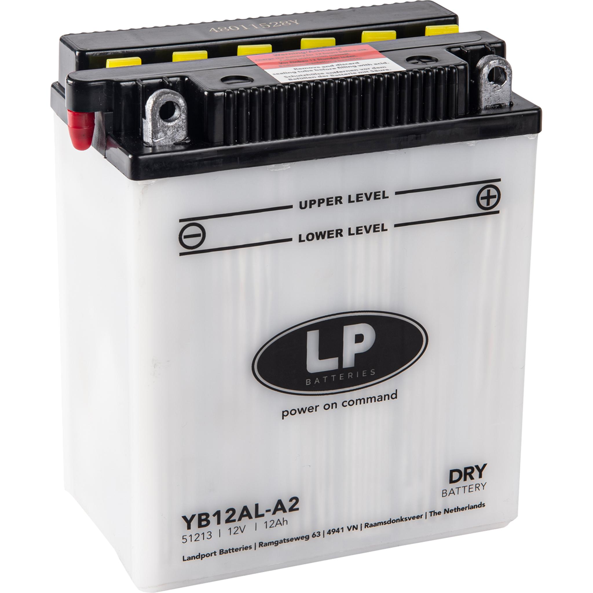 Аккумулятор Landport YB12AL-A2, 12V, DRY