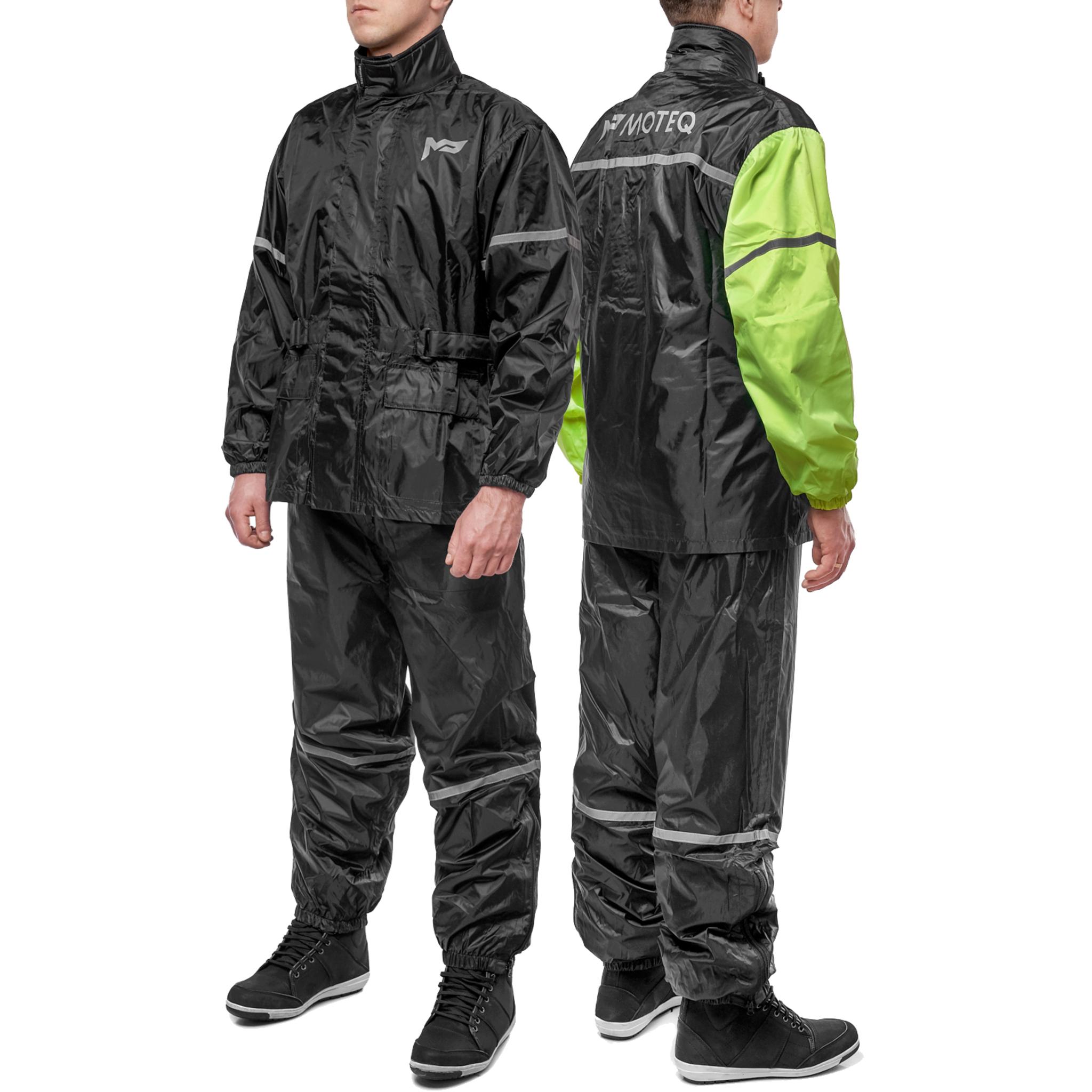 Дождевик MOTEQ WET DOG, раздельный (куртка + штаны)