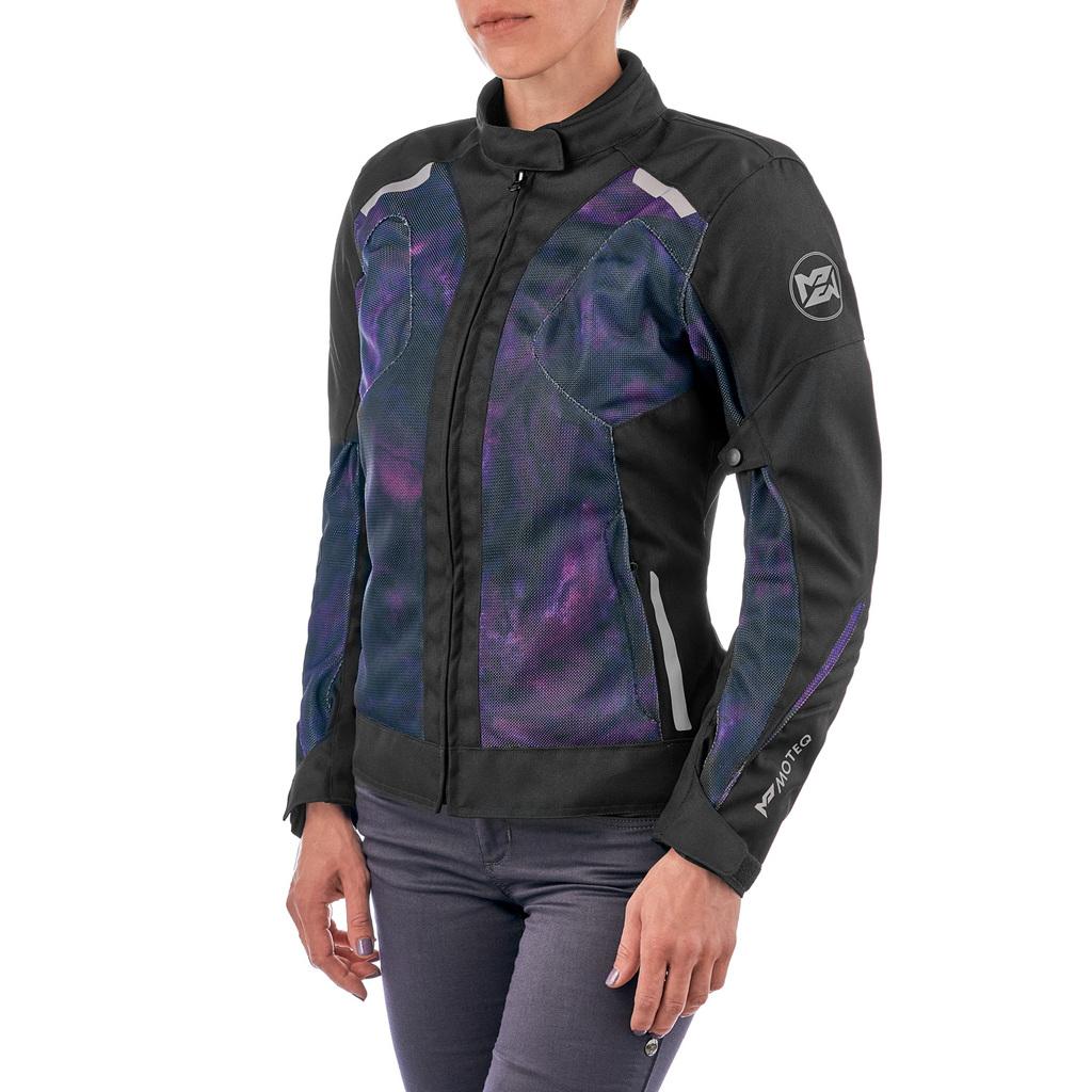 Куртка текстильная  MOTEQ Destiny, женский