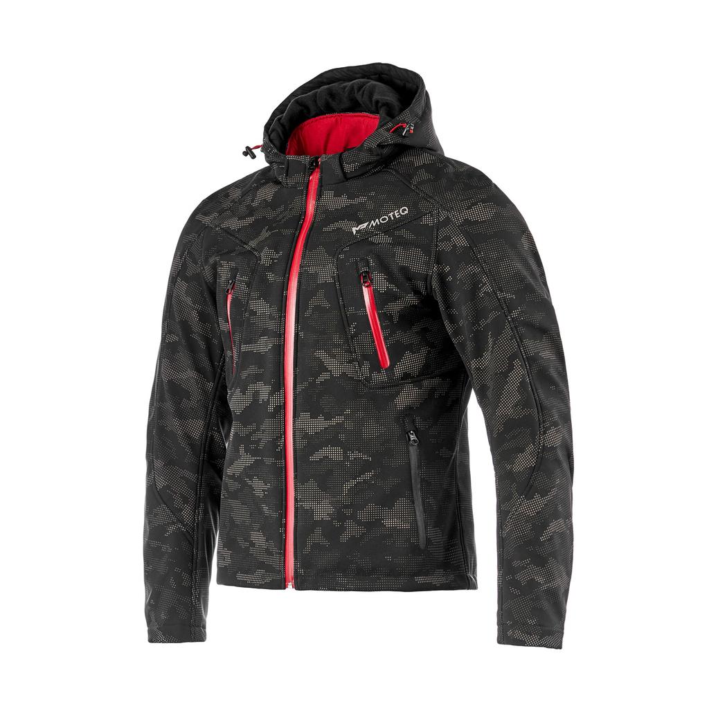 Куртка текстильная  MOTEQ Firefly, мужской(ие)
