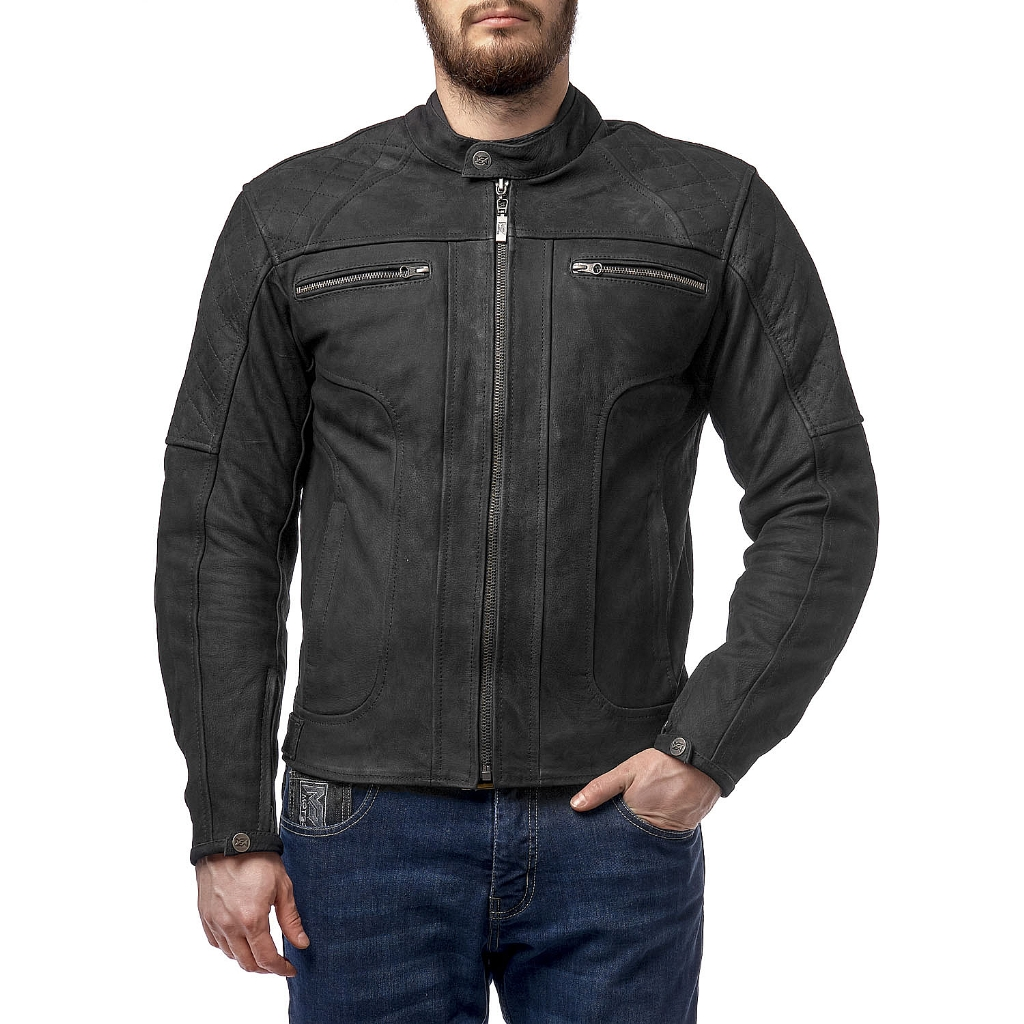Куртка кожаная  MOTEQ Armada, мужской(ие)