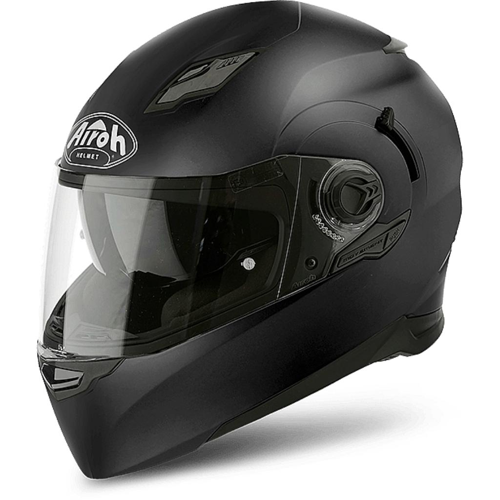 Шлем интеграл Movement S Color черный матовый