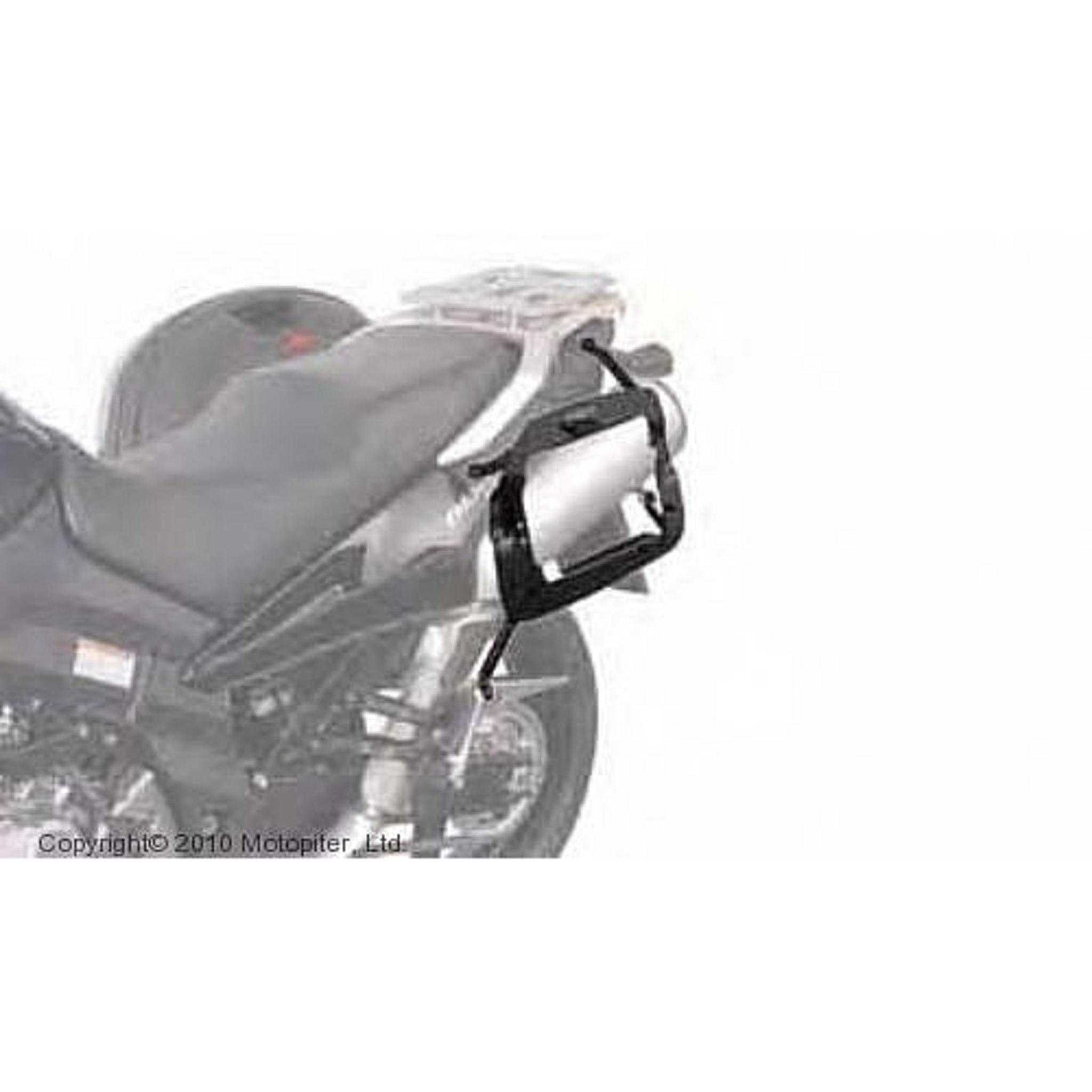 Крепление кофра PW Kawasaki Versus 07, боковые