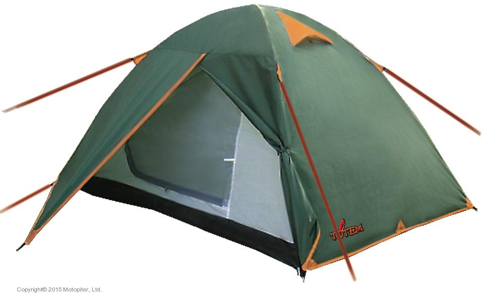 Палатка Tepee зелёная