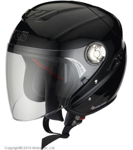 Открытый шлем HX91 чёрный