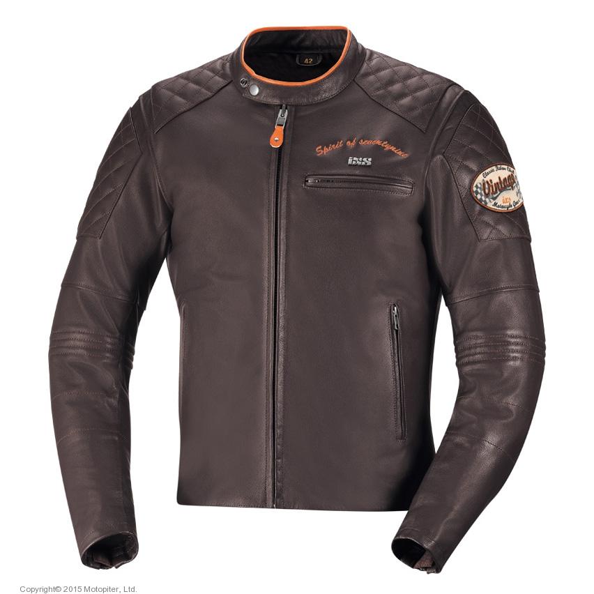 Куртка кожаная  ELIOTT