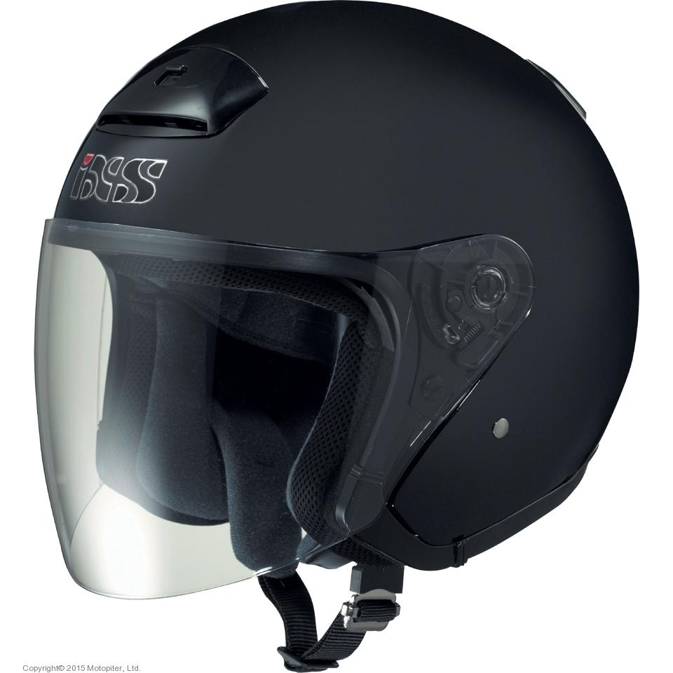 Шлем открытый IXS HX118, мат.