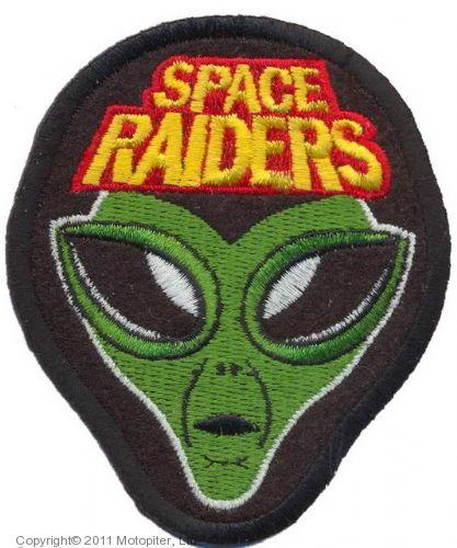 Space Raiders-Космический захватчик.