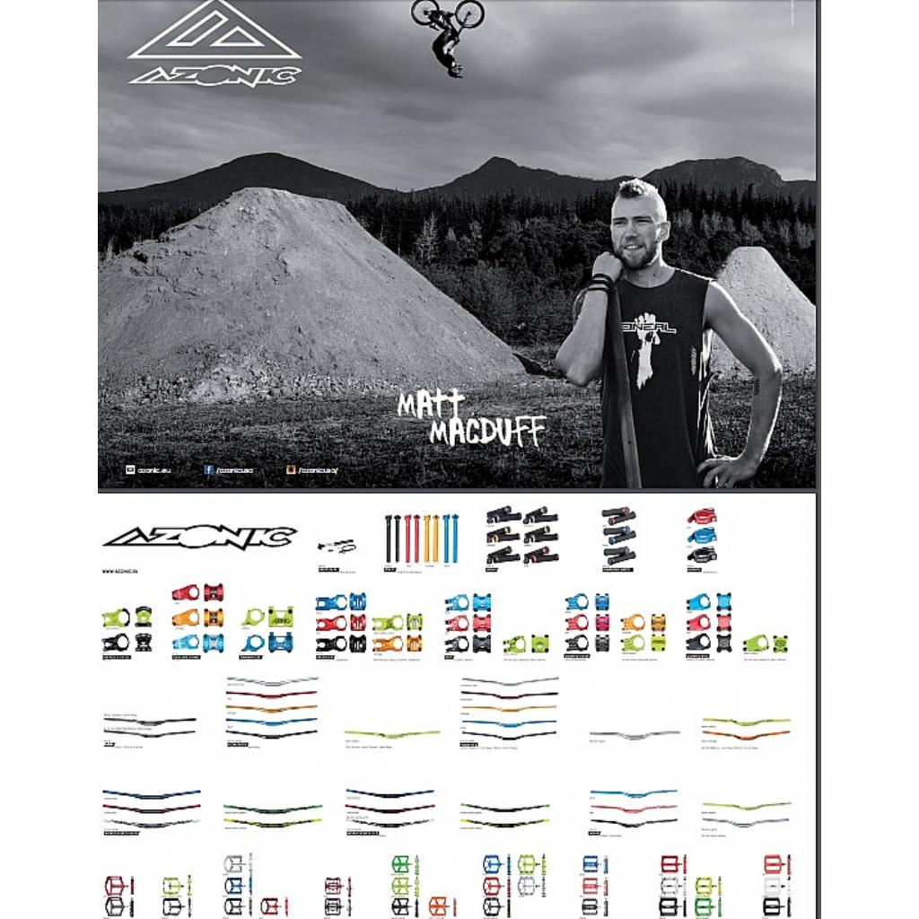 Плакат Azonic