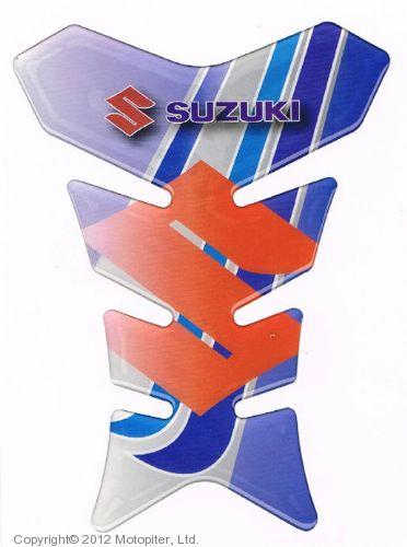 НАКЛАДКА НА БАК Suzuki, синяя