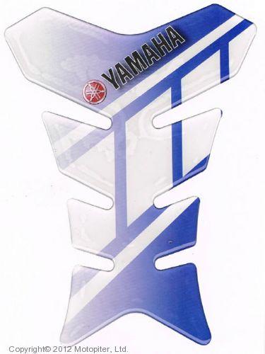 НАКЛАДКА НА БАК Yamaha, синяя