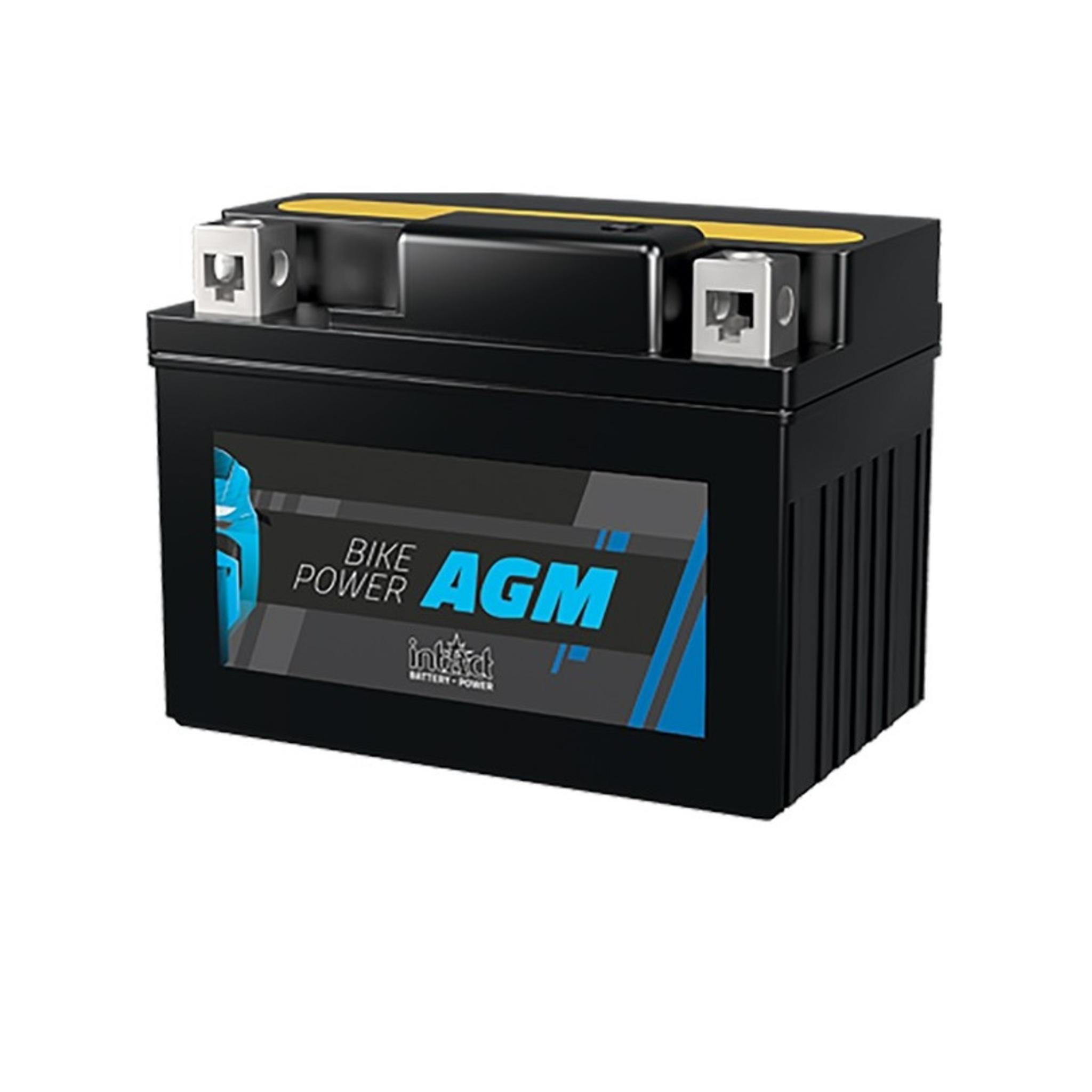 Аккумулятор intAct IA YT7B-BS, 12V, AGM