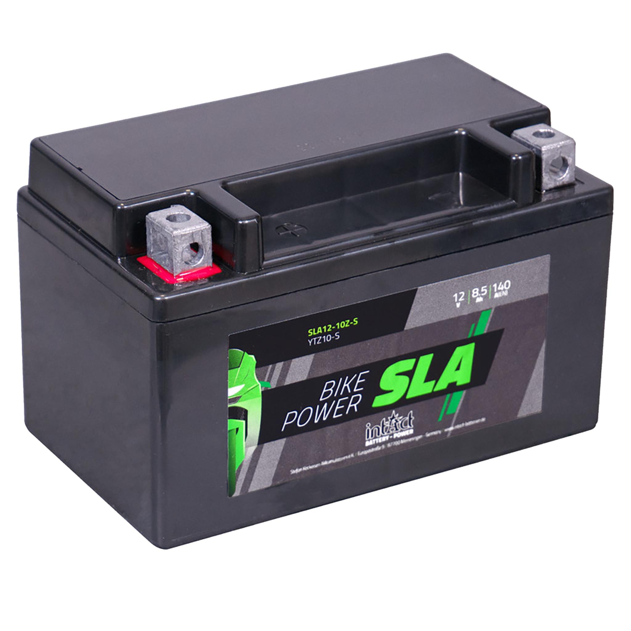 Аккумулятор intAct IS YTZ10-S, 12V, SLA