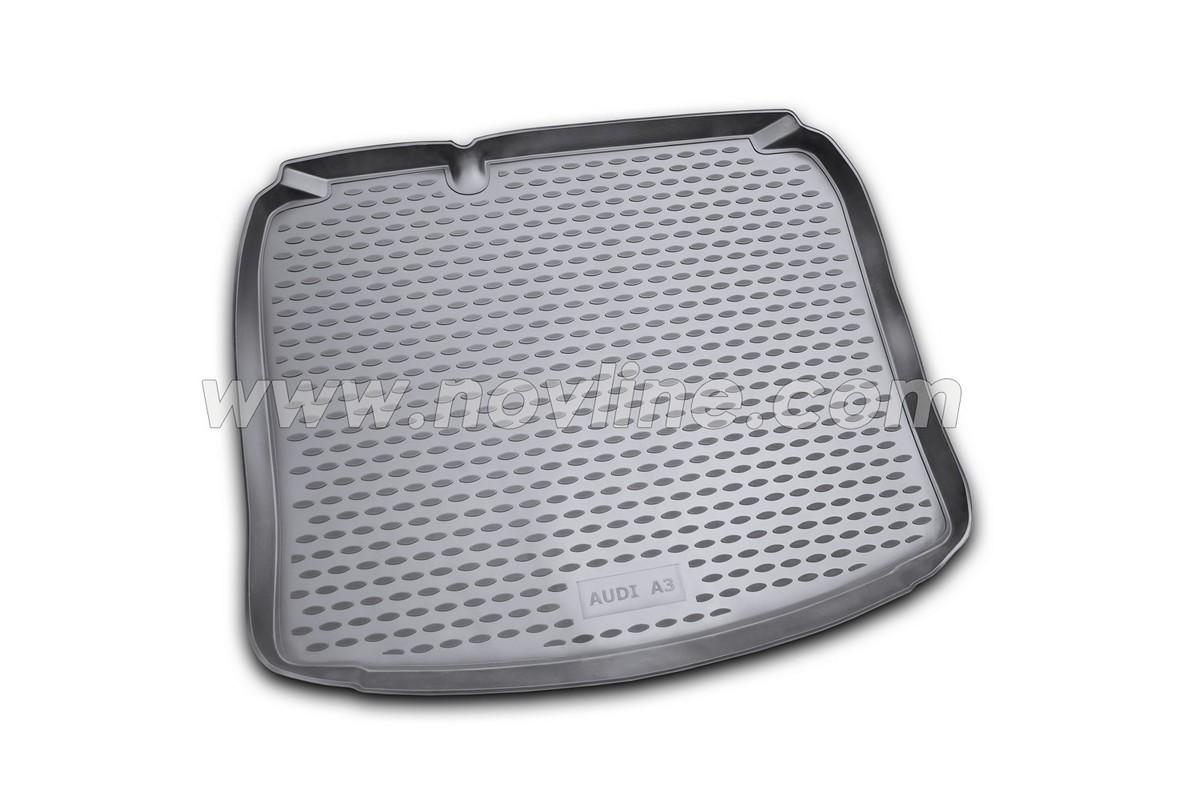 Коврик багажника Audi A3 2008- (хэтчбек)