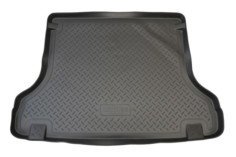 Коврик багажника Chevrolet Lanos 1997 (седан)