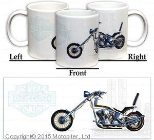 Мотокружка Harley-Davidson