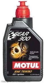трансмиссионное масло Gear 300 SAE 75W-90