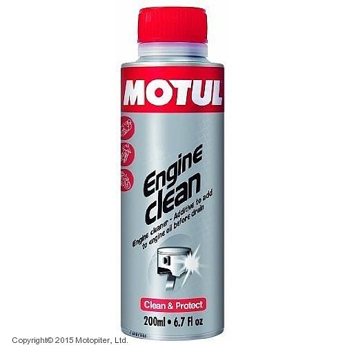 промывка  двигателя Engine Clean Moto 0,200л