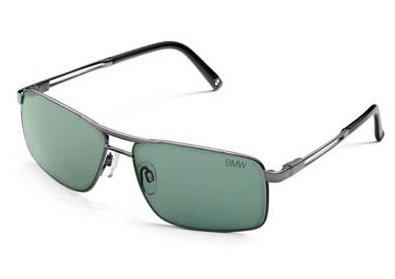 Металлические солнцезащитные очки BMW