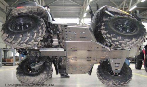 Комплект защиты для квадроцикла ATV Can - Am Outlander MAX 650/800 (07- )