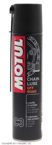 Смазка цепи Motul C3 Chain Lube Off Road 0.4ml