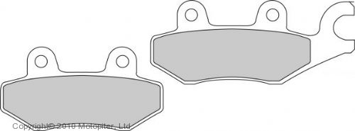 Тормозные колодки Ferodo FDB631 ST