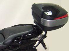 Крепление верхнего кофра на Honda DN1 700 - 08/11